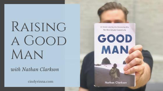 raising a good man via cindyrinna.com